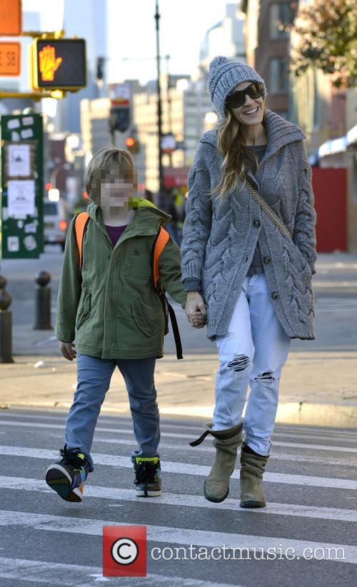 Sarah Jessica Parker and James Broderick 9