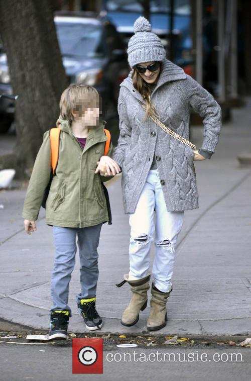 Sarah Jessica Parker and James Broderick 10