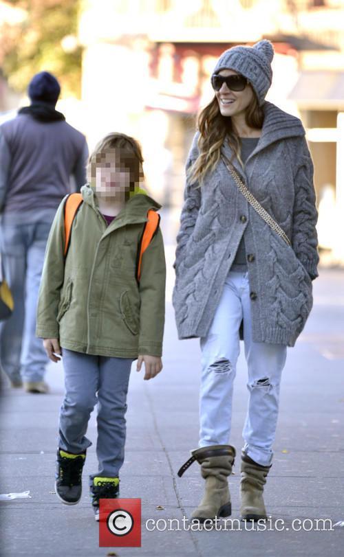 Sarah Jessica Parker and James Broderick 9