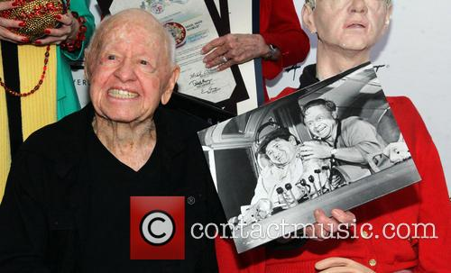 Mickey Rooney, Cinerama Dome