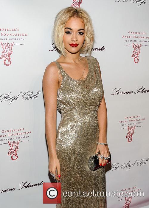 Rita Ora Gabrielle Angel Foundation