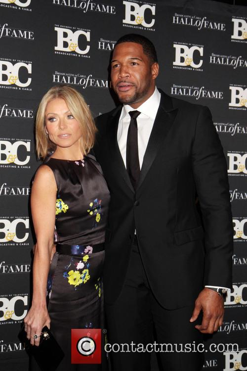 Kelly Ripa and Michael Strahan 3