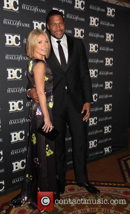 Kelly Ripa and Michael Strahan 9