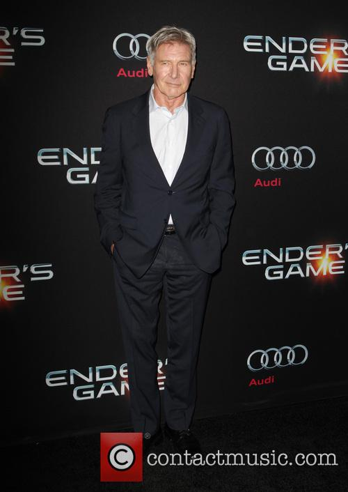 Harrison Ford, TCL Chinese Theatre
