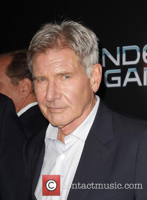 Harrison Ford injury