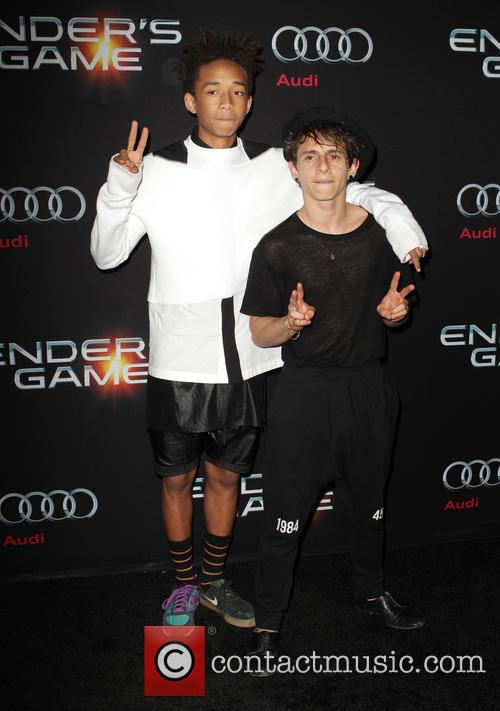 Jaden Smith, TCL Chinese Theatre