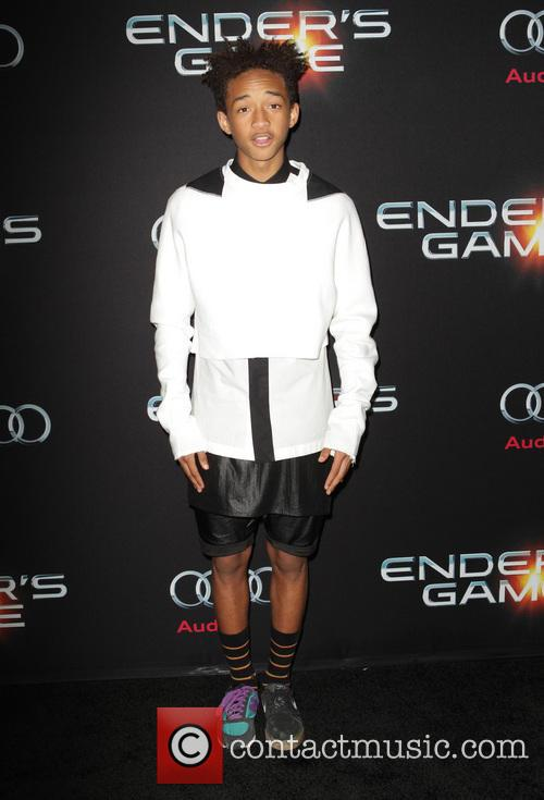 jaden smith enders game los angeles 3927311