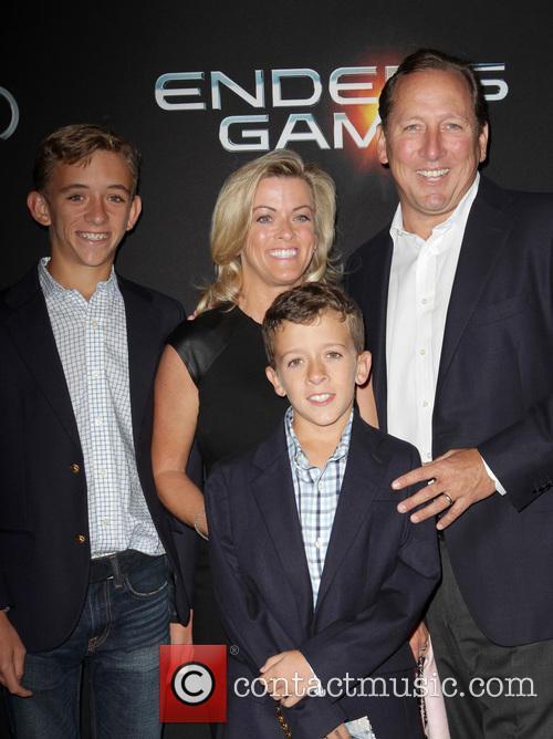 John Texter and Family 1