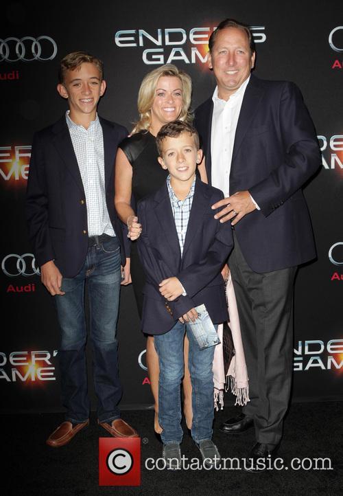 John Texter and Family 2