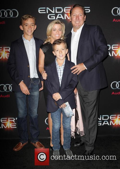John Texter and Family 3