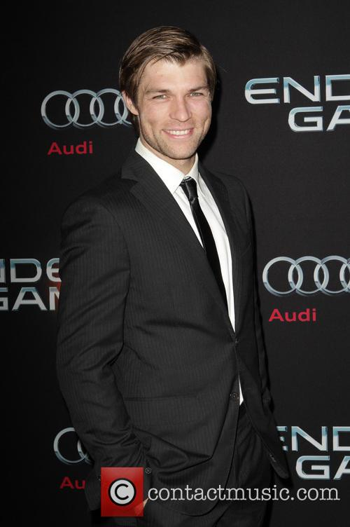 Liam McIntyre, TCL Chinese Theatre