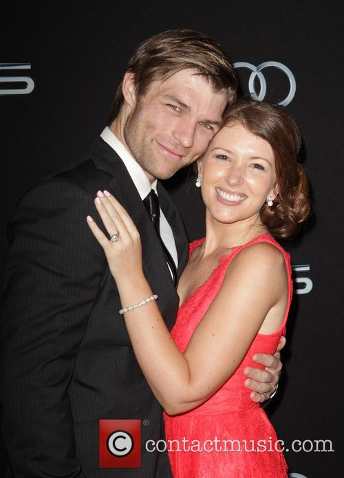 Liam Mcintyre and Erin Hasan 1