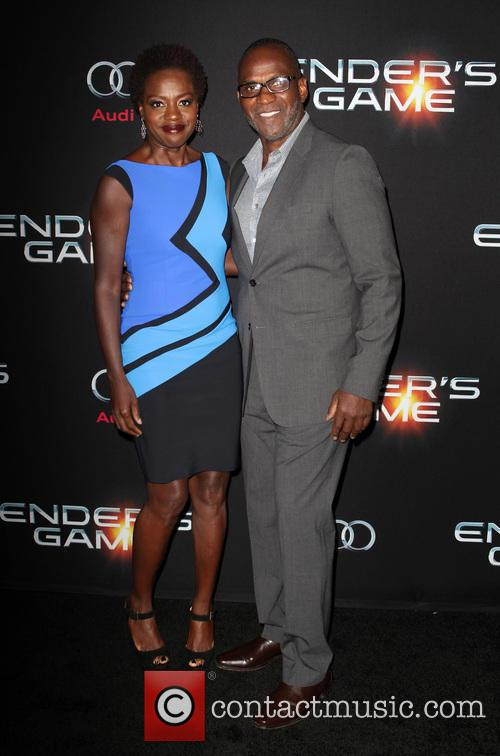Viola Davis and Julius Tennon 8