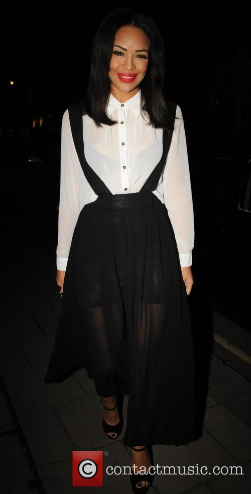Sarah-Jane Crawford, LONDON