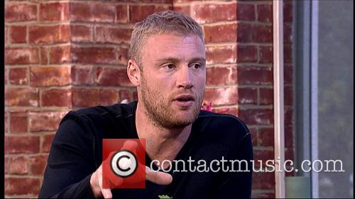 Andrew Flintoff and Freddie Flintoff 6