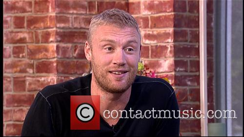 Andrew Flintoff and Freddie Flintoff 8
