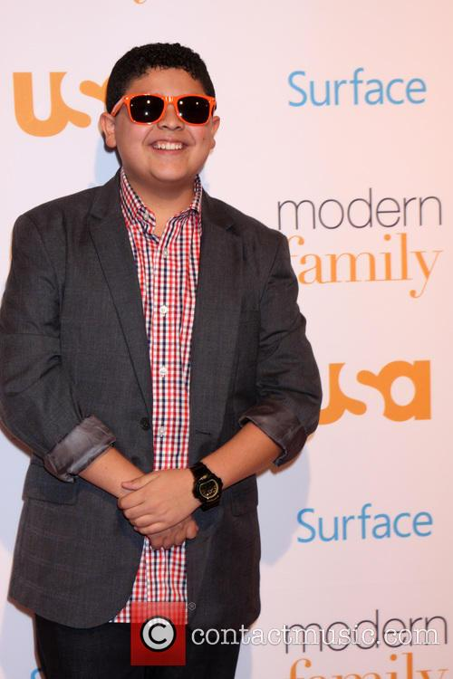rico rodriguez modern family fan appreciation event 3927212