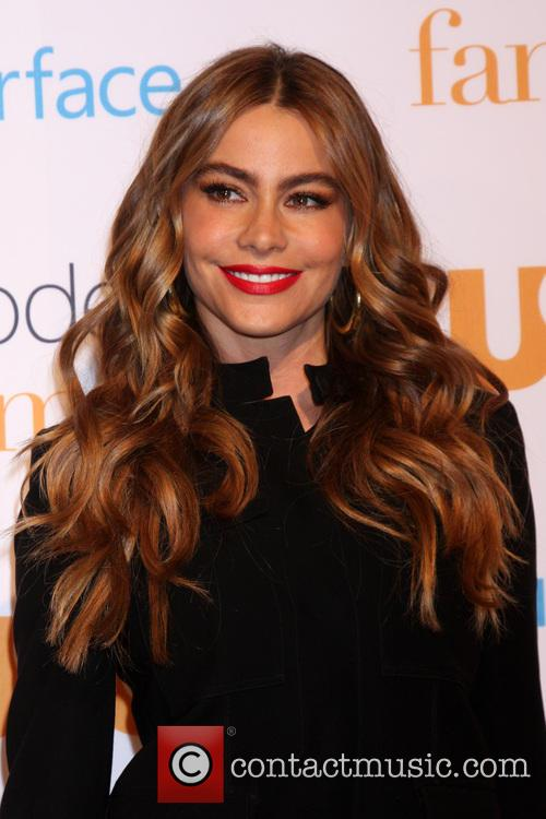 sofia vergara modern family fan appreciation event 3927209