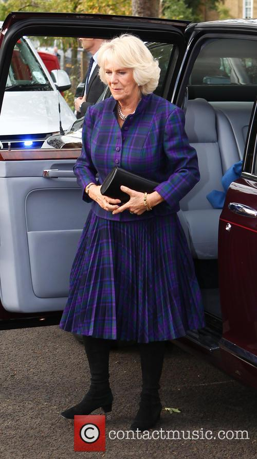 Camilla, Duchess of Cornwall, Brixton