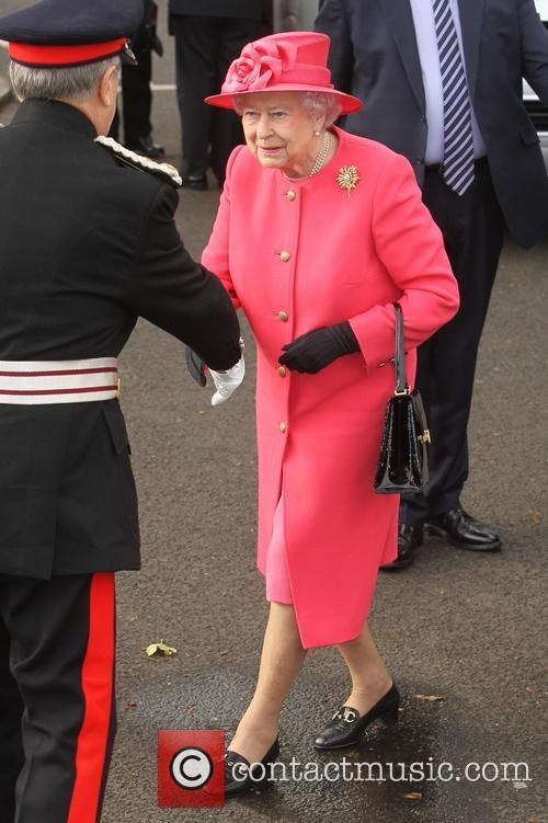 Queen Elizabeth II 12