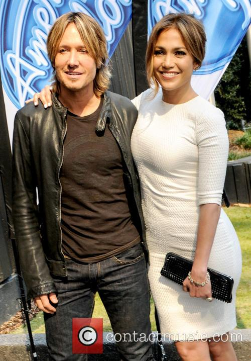 Jennifer Lopez and Keith Urban 4