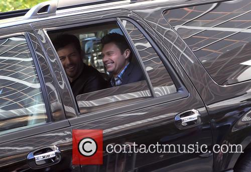Ryan Seacrest, Harry Connick and Jr. 2