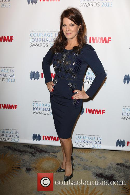 Marcia Gay Harden, Beverly Hills Hotel