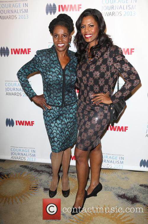 Theresa Manigault and Omarosa Manigault