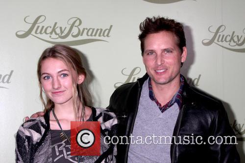 Peter Facinelli and Luca Facinelli 1