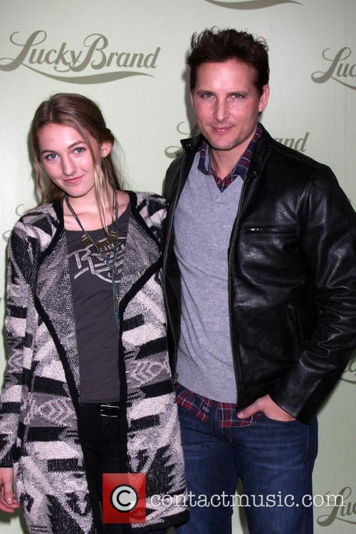 Luca Facinelli and Peter Facinelli 6