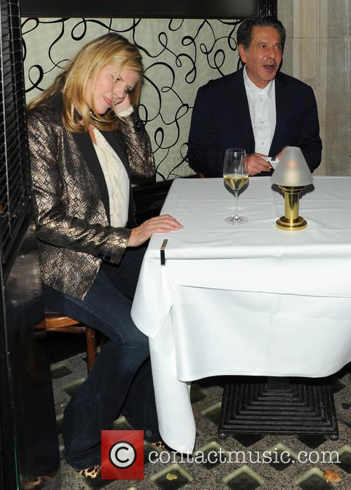Charles Saatchi and Susannah Constantine 1