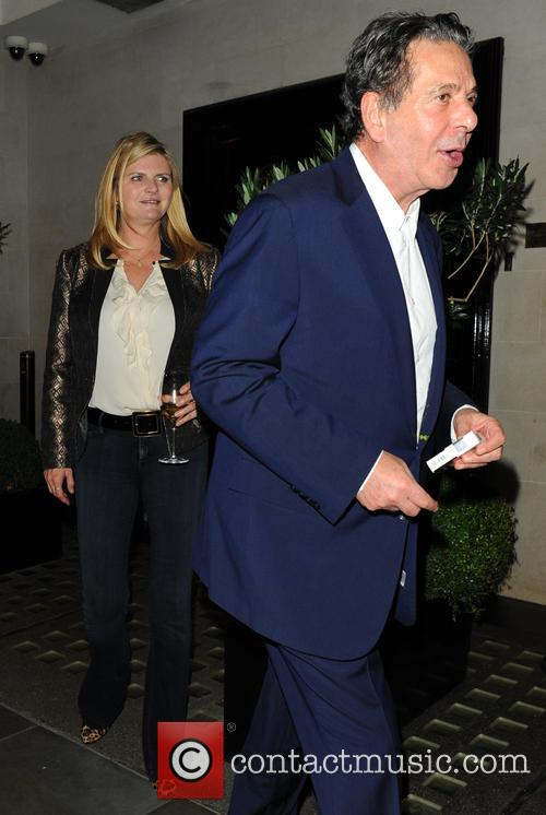 Charles Saatchi and Susannah Constantine 3