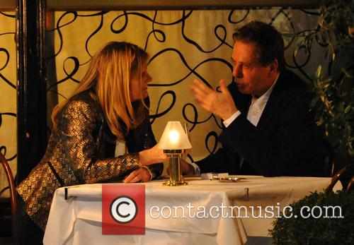 Charles Saatchi and Susannah Constantine 4
