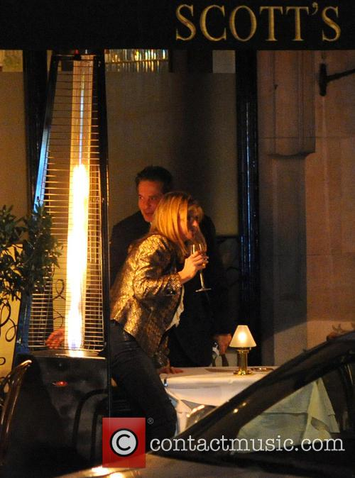 Charles Saatchi and Susannah Constantine 5