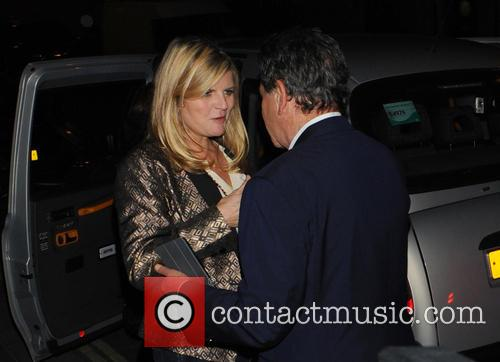 Susannah Constantine and Charles Saatchi 3