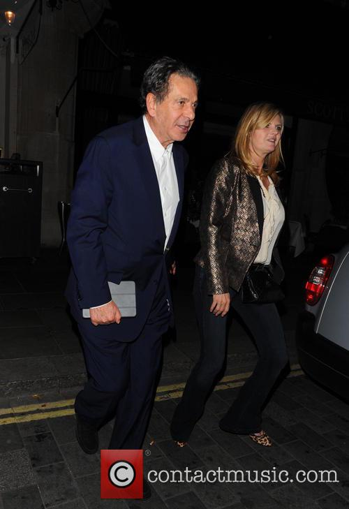Susannah Constantine and Charles Saatchi 5