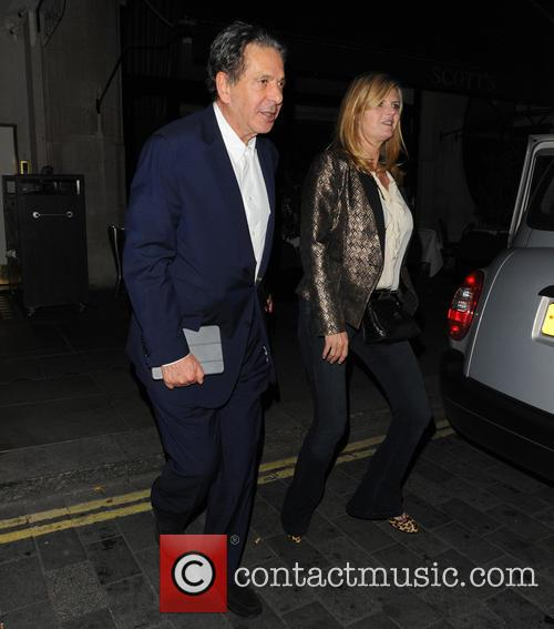 Trinny Woodall, Charles Saatchi and Susannah Constantine