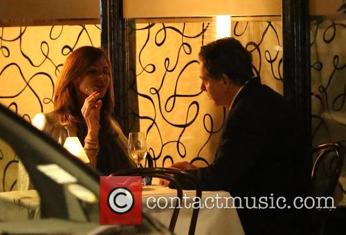 Charles Saatchi and Trinny Woodall 3