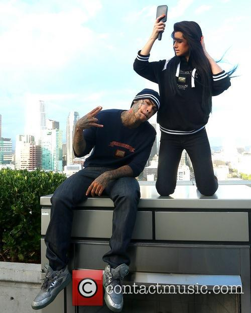 London White and Helly Cee 3