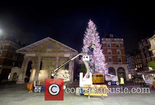 Finishing and Covent Garden Christmas 2