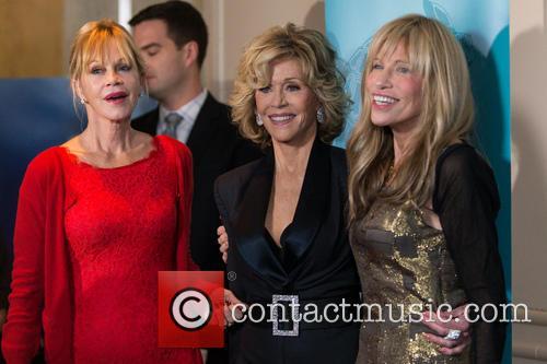 Jane Fonda, Carly Simon and Melanie Griffith 5