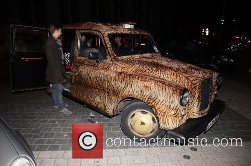 Tiger Fur Taxi