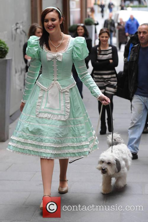 Ashleigh Butler and Pudsey The Dog 3