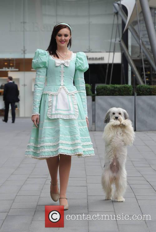 Ashleigh Butler and Pudsey The Dog 4