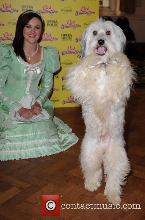 Ashleigh Butler and Pudsey The Dog 5