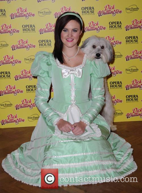 Ashleigh Butler and Pudsey The Dog 6