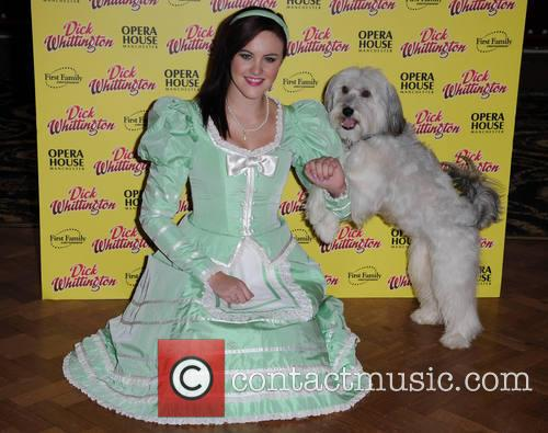 Ashleigh Butler and Pudsey The Dog 7