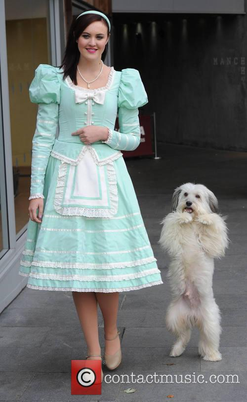Ashleigh Butler and Pudsey The Dog 8
