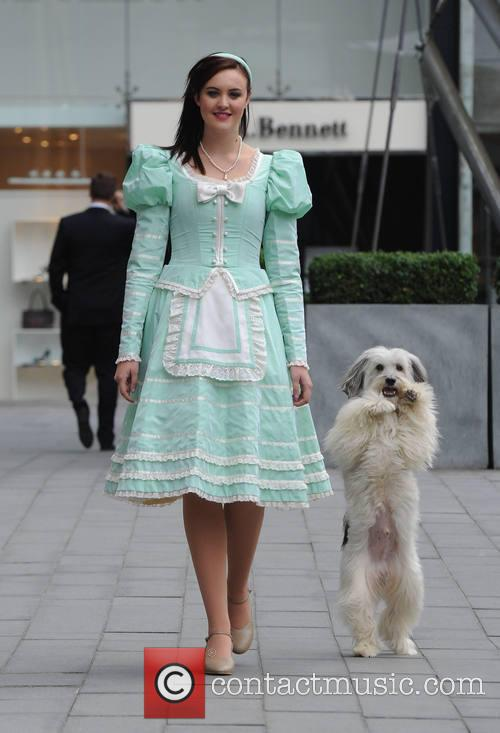 Ashleigh Butler and Pudsey The Dog 9
