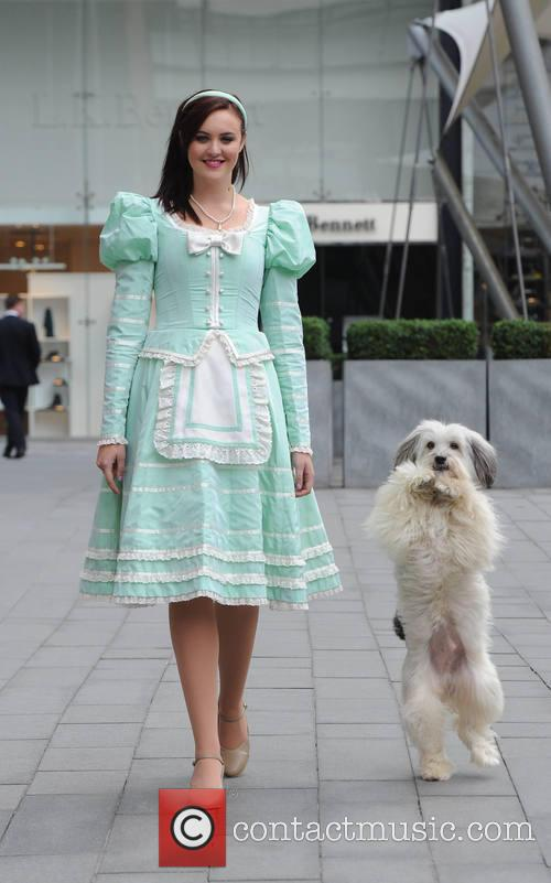 Ashleigh Butler and Pudsey The Dog 10